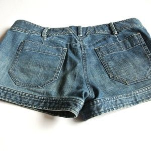 French Connection Shorts - 3/$25 French Connection Fcuk denim shorts 6 pocket